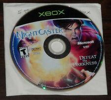 Microsoft Xbox. Night Caster (NTSC USA/CAN)