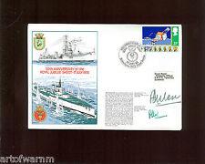 Rn series 4 # 14 50Th Anniv. Royal Jubilee Shoot 1935 Postal Cover
