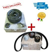 GENUINE OEM RENAULT 1.6 16V SET DEPHASER PULLEY + TIMING BELT KIT