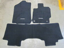 CAMRY ALTISE ASV50 AVV50 FLOOR MATS 10/2011 ON  **TOYOTA GENUINE PARTS**