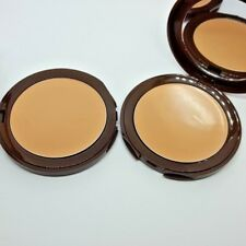 Lot of 2 Tarte Amazonian Clay Soothing Balm Foundation LT MED 0.31oz NEW! Unbox