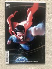 DC Action Comics #1008 Signed Jeff Dekal