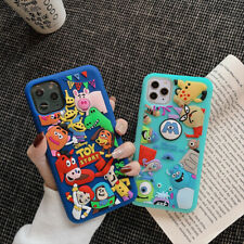 Cute Cartoon Toy story Monsters Case Cover for iPhone 12 11 Pro Max XS XR 7 8+