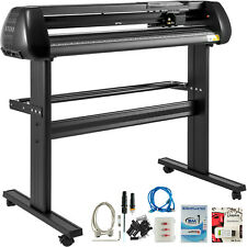 """28"""" Vinyl Cutter Machine With Stand Plotter Adjustable Force & Speed Sign Making"""