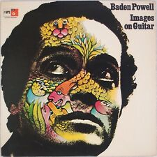 BADEN POWELL: Images on Guitar US MPS BASF Brazil Bossa Nova Jazz LP