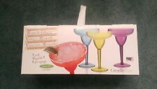 CreativeWare Margarita Glasses - 4 Pack