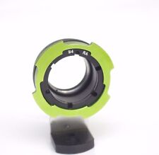 "2/3"" B4 Mount Lens to M43 M4/3 Micro 4/3 Camera adapter backfocus adjustable BMP"