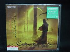 CHILDREN OF BODOM I Worship Chaos JAPAN CD Sinergy Thy Serpent Warmen Masterplan