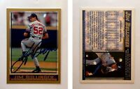 Jim Bullinger Signed 1998 Topps #221 Card Montreal Expos Auto Autograph