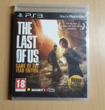 The Last of Us / PS3 / Version anglaise / Neuf sous  blister