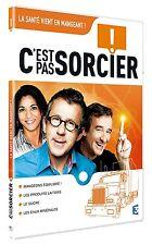 """DVD """"C est Pas Sorcier :la sante vient en mangeant"""""""