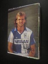 47803 Ronald Borchers Grashopper Zürich DFB original signierte Autogrammkarte