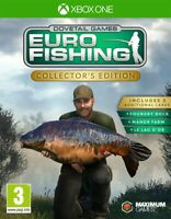 Euro Fishing Collector's Edition Xbox One **FREE UK POSTAGE!!**