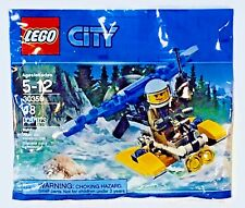 LEGO City 30359 Forest Ranger Hydro Plane Polybag new and sealed