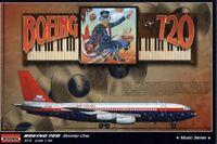 "BOEING 720 ""STARSHIP ONE"" Tournée ELTON JOHN 1975 - KIT RODEN 1/144 n° 315"