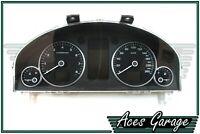 Dash Instrument Cluster Gauge L98 V8 Auto 136kms VE Sedan GM Spare Parts - Aces