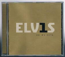 ELVIS PRESLEY 30#1 HITS CD COME NUOVO!!!