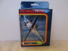 Vintage Matchbox Skybusters SB-20 Helicopter