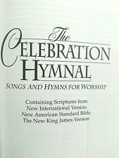 The Celebration Hymnal Songs and Hymns for Worship Gray Cover Music Church Music