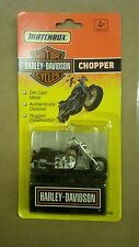 Matchbox Harley Davidson chopper NIP Rare #76246 NEW Vintage Classic Motorcycle