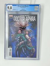 CGC 9.8 Star Wars: Doctor Aphra 7 Second Printing