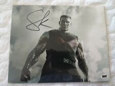 Deadpool 2 - Colossus Photo Signed auto  by Stefan Kapicic (BAM Box) Autograph B