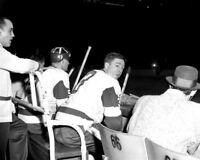 Marcel Pronovost Detroit Red Wings 8x10 Photo