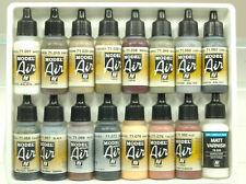 Vallejo 71194 Model Air Farbset Alterungs-set 16x17ml