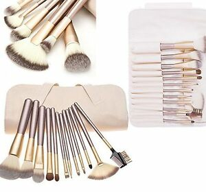 Contour Queen 12pc Kabuki Makeup Brush Set  Quality No Shedding
