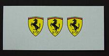 POCHER 1:8 Ferrari Autocollants Décalques k51 k52 k53 k54 k55 k56 k57 k58 k59 k60 m18