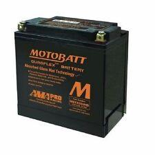 Motobatt 12v 21Ah for Harley HD  65989-97C GYZ20L YTX20H-BS YTX20L-BS MBTX20UHD