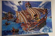 Playmobil Pirates Puzzle 200 Pieces By Schmidt Missing Figure Buy It Now