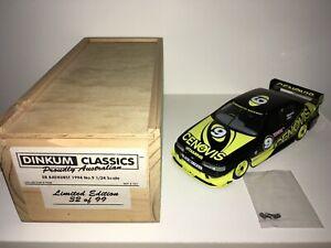 Dinkum Classics 1:24 1994 Ford Falcon EB Bathurst 1000 - Miedecke / Allam