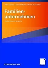 Familienunternehmen von Frank Hannes, Miriam Brückmann und Thorsten Kuhn (Taschenbuch)