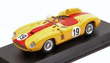 Ferrari 290 MM #19 4th Monsanto 1957 A. De Changy 1:43 Model ART-MODEL