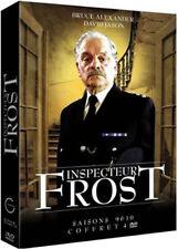 DVD SERIE TV INSPECTEUR FROST SAISON 9 & 10 EDITEUR