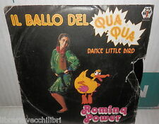 IL BALLO DEL QUA QUA Dance Little bird PAOLINO MAIALINO Romina Power BR50255 di