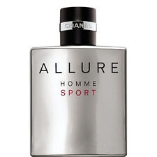 Chanel Allure Homme Sport 3.4oz Men's Eau de Toilette  NIB