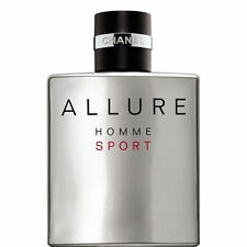 Chanel Allure Homme Sport 3.4oz Men's Eau de Toilette Cologne Perfume Spray