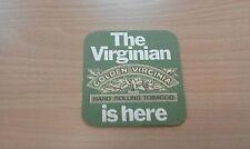 Golden Virginia Tobacco Beermat