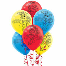 Amscan 6 Count Paw Patrol Latex Balloons 12 Multicolor