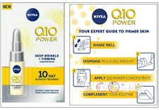 Nivea Q10 Power Deep Anti-Wrinkle Treatment in 10 Day Firming Concentrate Ampule