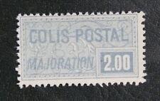 TIMBRES COLIS POSTAUX : 1926 YVERT N° 79** NEUF SANS CHARNIERE - 2 FRANCS BLEU