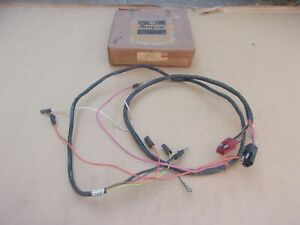 1970 70 Dodge Fargo A100 Van Truck 6 Cyl NOS MoPar ENGINE WIRING HARNESS
