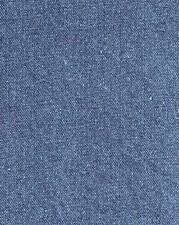 Longaberger Coaster Basket Blue Denim Fabric Liner NIP