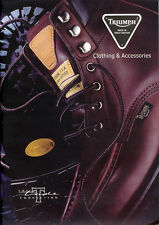 Triumph - Clothing & Accessories - Prospekt - 1998 - Deutsch - nl-Versandhandel
