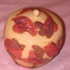 "Red Hat"" jar from Jardinia of Harmony Kingdom"
