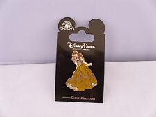 Disney * BELLE - SPARKLE GLITTER GOWN * Beauty & Beast * New on Card Trading Pin