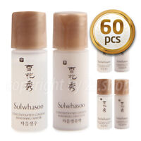 [Sulwhasoo] Concentrated Ginseng Renewing  Water30pcs+ Emulsion30pcs Total 60pcs