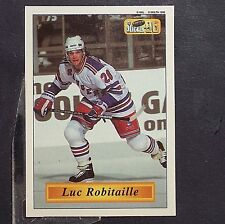 LUC ROBITAILLE  1995-96  Bashan  Imperial  Super Stickers  #82 Los Angeles Kings
